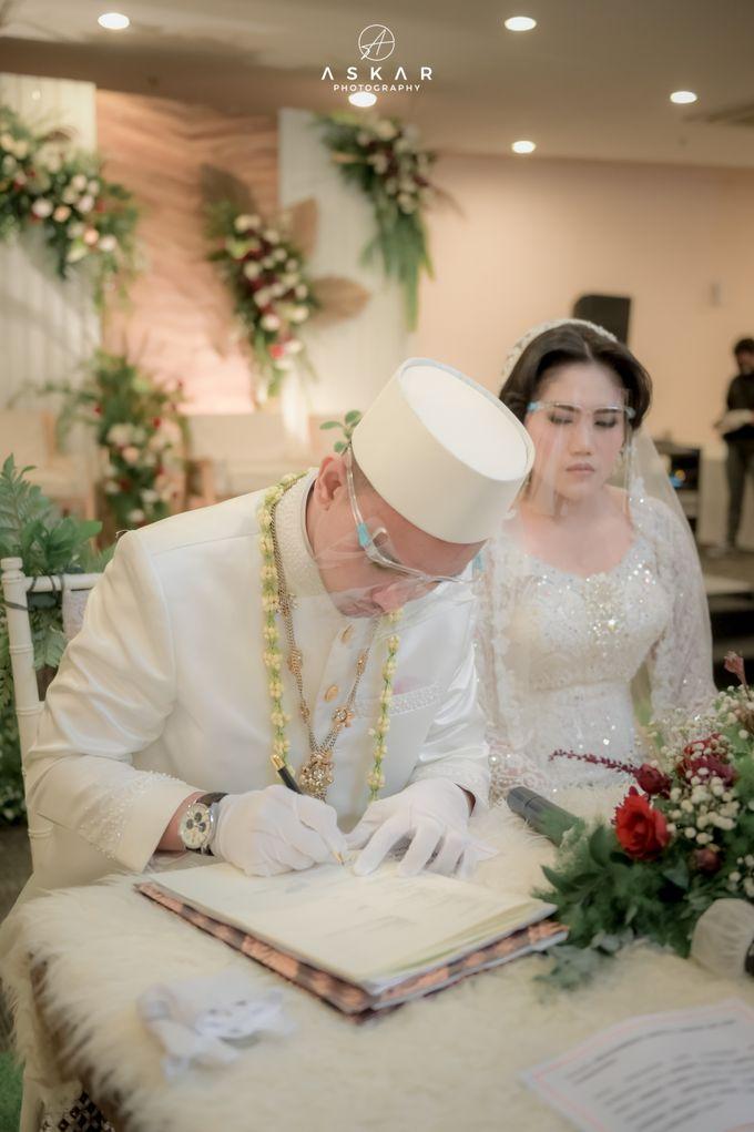 The Wedding of Marini & Mais di HOM Metland, Tambun by Decor Everywhere - 011