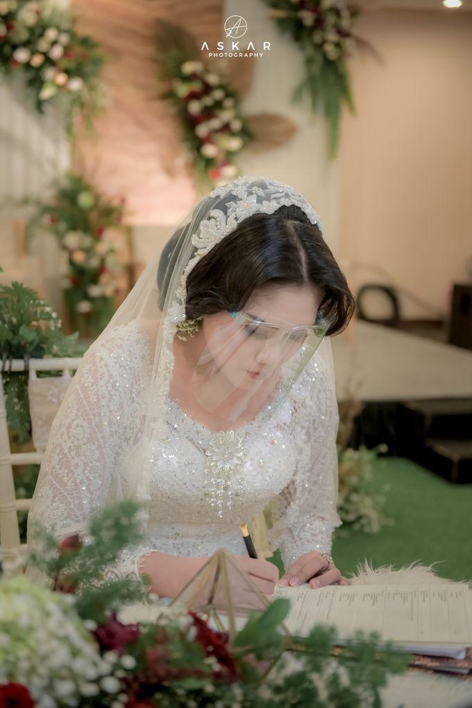 The Wedding of Marini & Mais di HOM Metland, Tambun by Decor Everywhere - 012