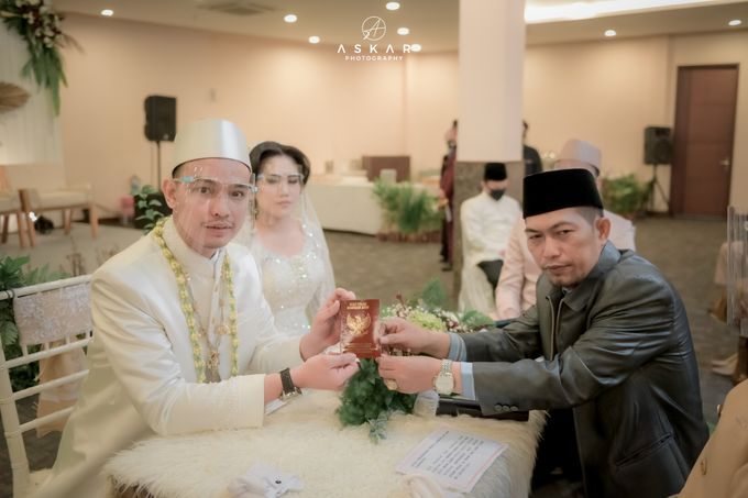 The Wedding of Marini & Mais di HOM Metland, Tambun by Decor Everywhere - 013