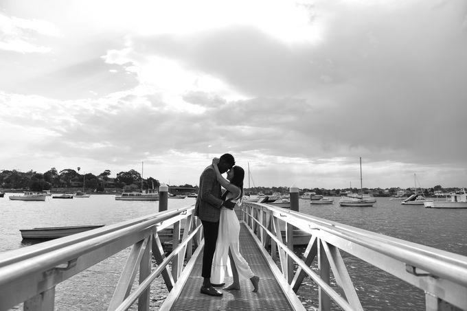 Pre-wedding of Enzi and Cigdem by Kings weddings film & photography - 003