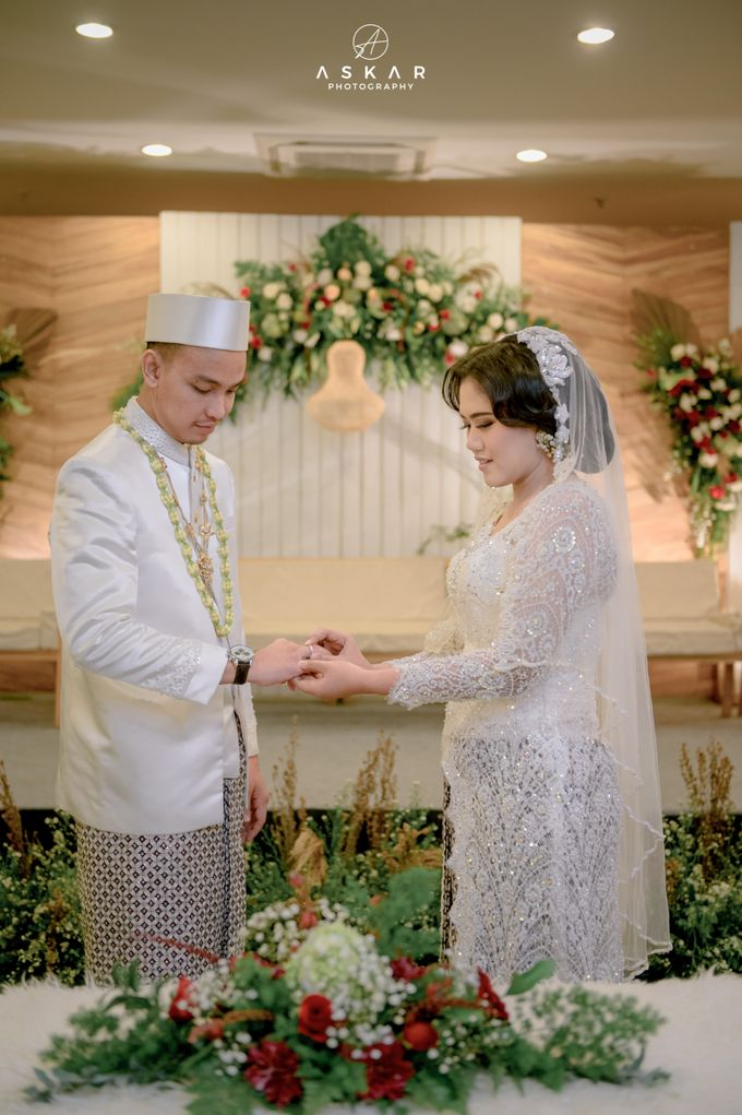 The Wedding of Marini & Mais di HOM Metland, Tambun by Decor Everywhere - 015