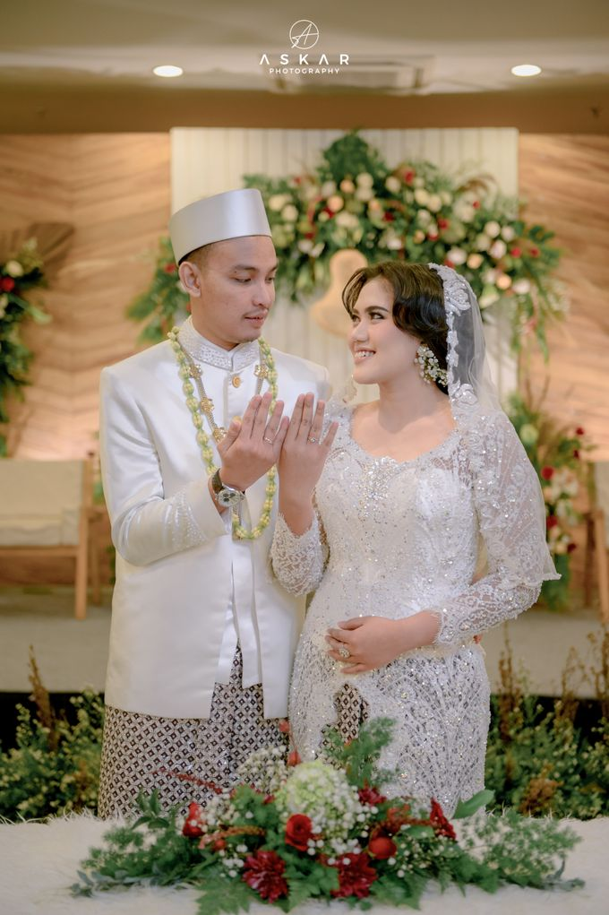 The Wedding of Marini & Mais di HOM Metland, Tambun by Decor Everywhere - 017