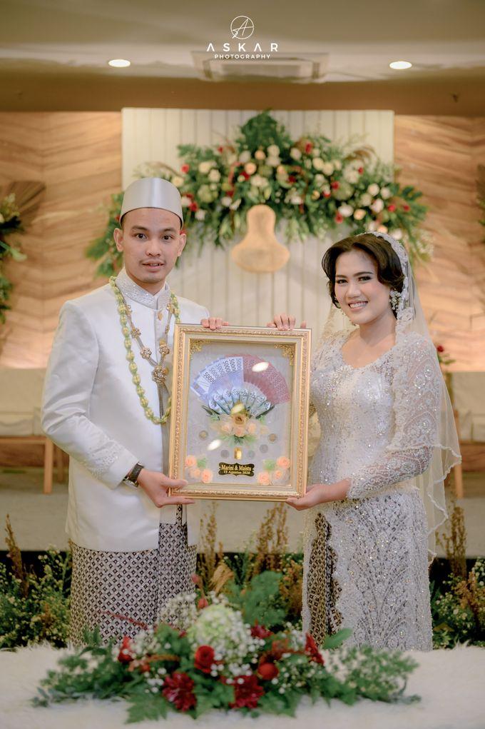 The Wedding of Marini & Mais di HOM Metland, Tambun by Decor Everywhere - 018
