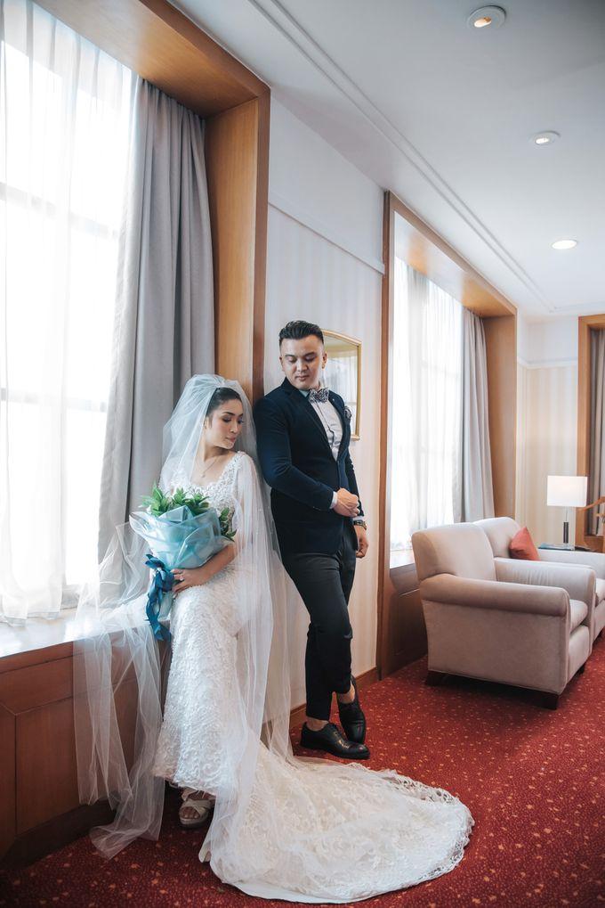 Billy & Vidia Wedding Day by GoFotoVideo - 009