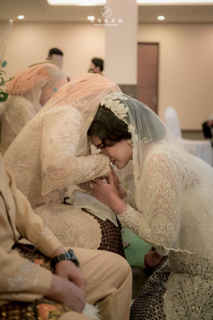 The Wedding of Marini & Mais di HOM Metland, Tambun by Decor Everywhere - 020