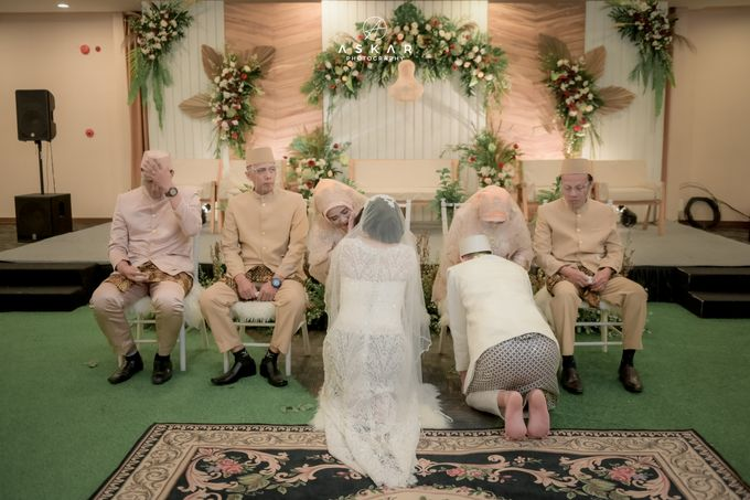 The Wedding of Marini & Mais di HOM Metland, Tambun by Decor Everywhere - 021