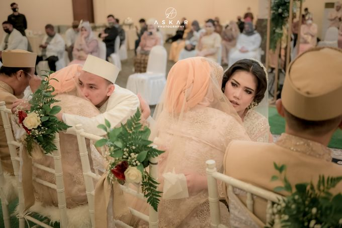 The Wedding of Marini & Mais di HOM Metland, Tambun by Decor Everywhere - 022