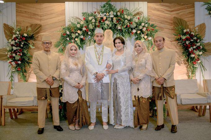 The Wedding of Marini & Mais di HOM Metland, Tambun by Decor Everywhere - 023