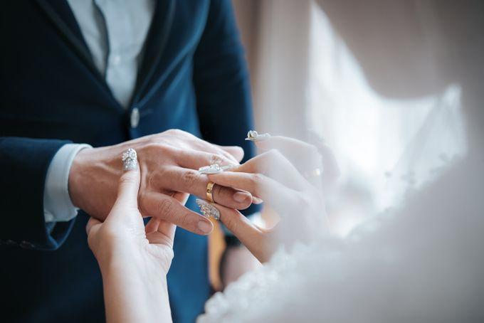 Billy & Vidia Wedding Day by GoFotoVideo - 005