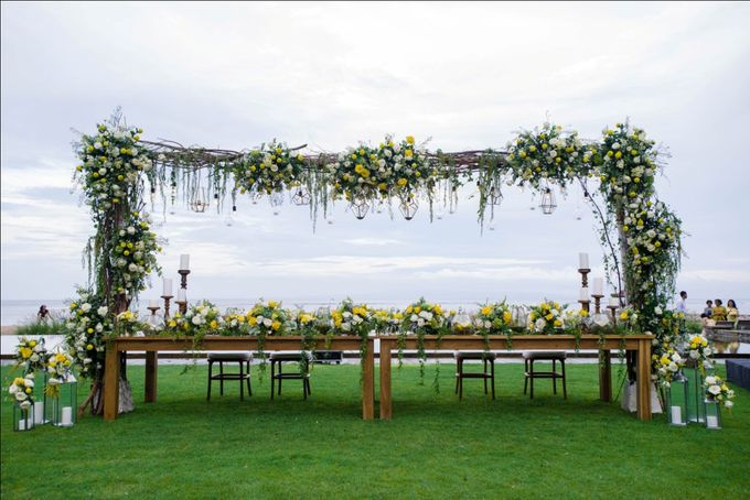 Taman Bhagawan by d'Oasis Florist & Decoration - 038