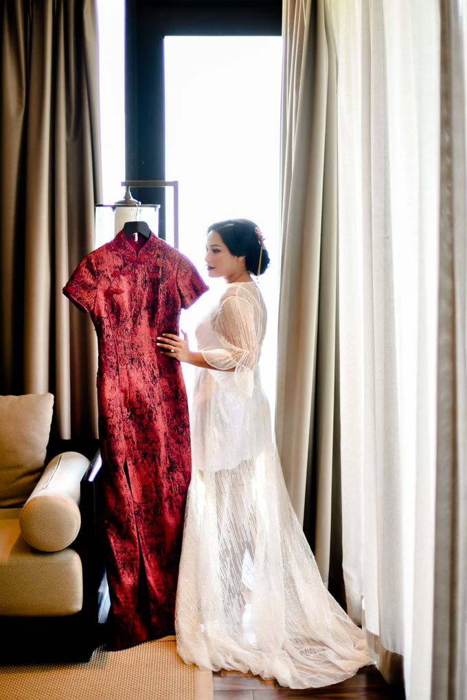 the wedding story of Angeline & Albert by The Apurva Kempinski Bali - 020