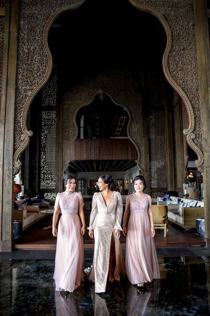 the wedding story of Angeline & Albert by The Apurva Kempinski Bali - 022
