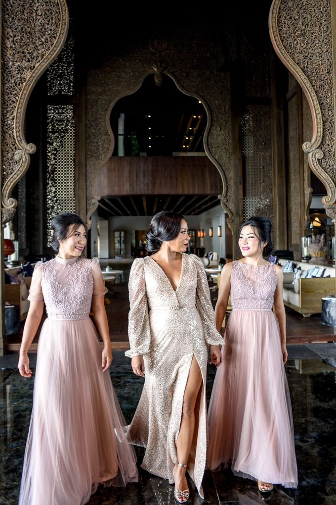 the wedding story of Angeline & Albert by The Apurva Kempinski Bali - 023