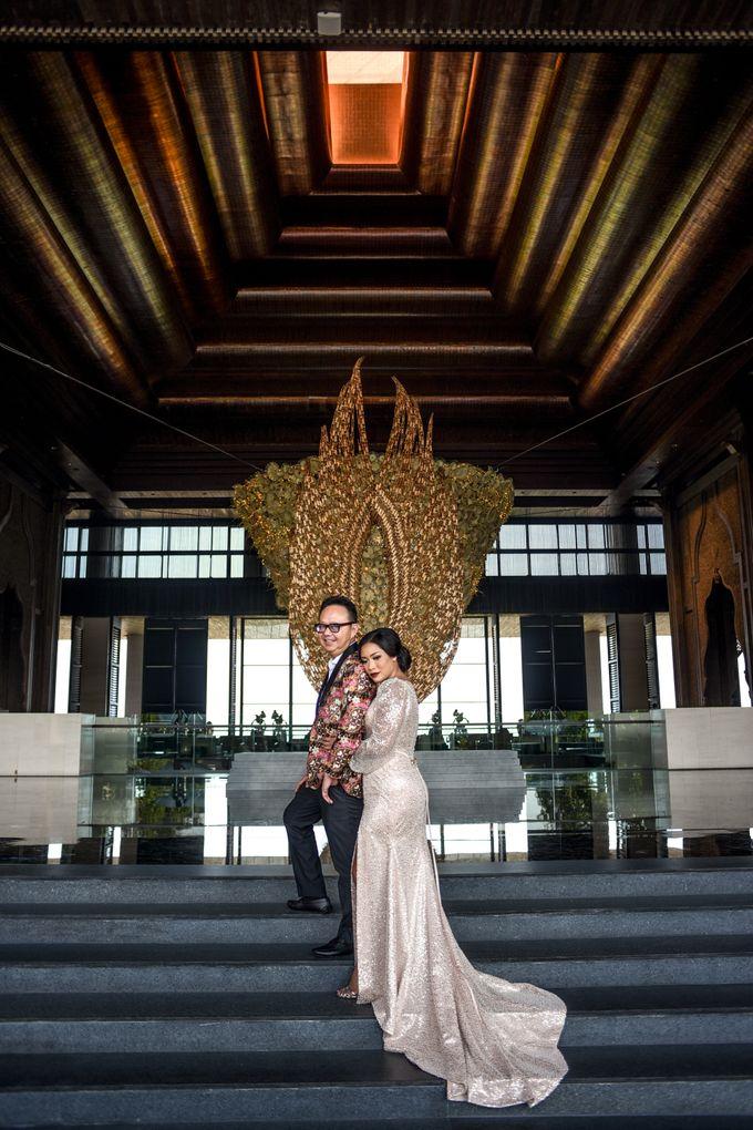 the wedding story of Angeline & Albert by Bondan Photoworks - 024