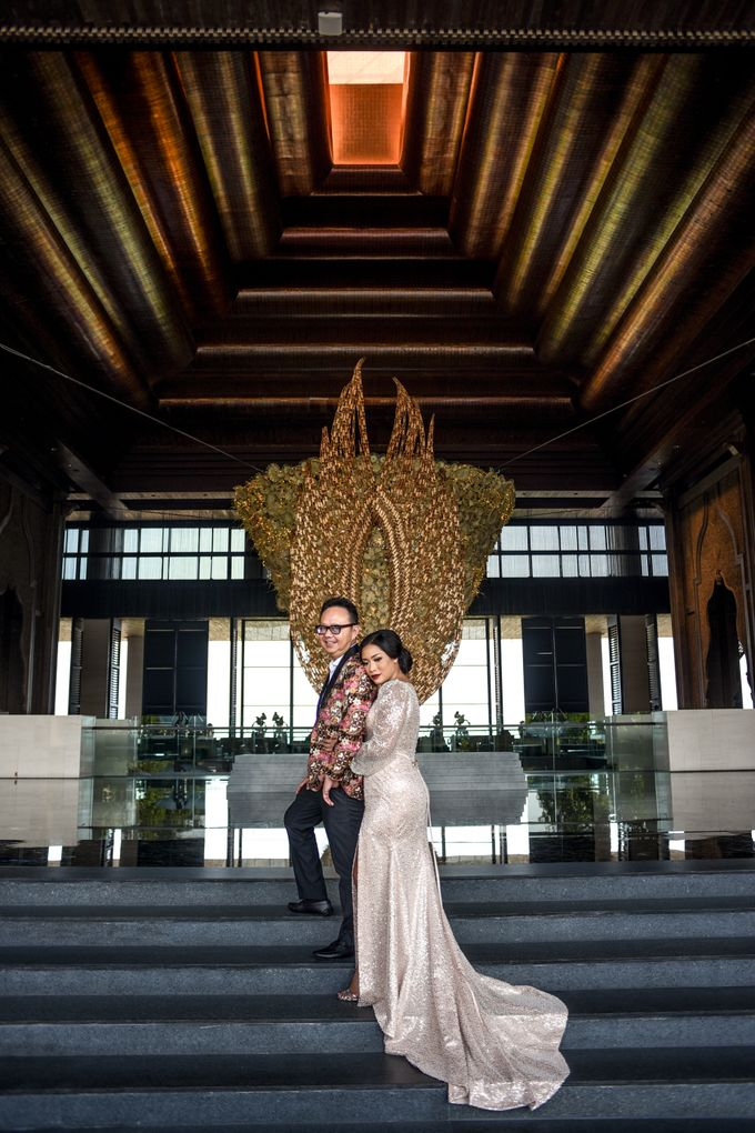 the wedding story of Angeline & Albert by The Apurva Kempinski Bali - 024