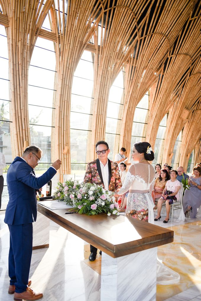 the wedding story of Angeline & Albert by The Apurva Kempinski Bali - 027