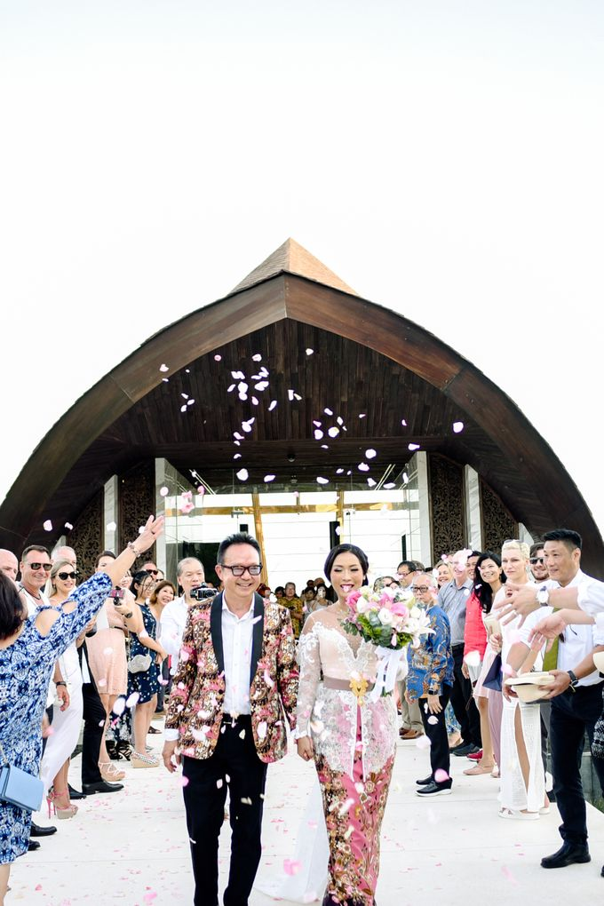 the wedding story of Angeline & Albert by The Apurva Kempinski Bali - 030