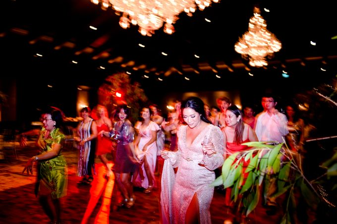 the wedding story of Angeline & Albert by The Apurva Kempinski Bali - 038