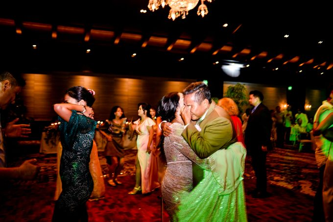 the wedding story of Angeline & Albert by The Apurva Kempinski Bali - 040
