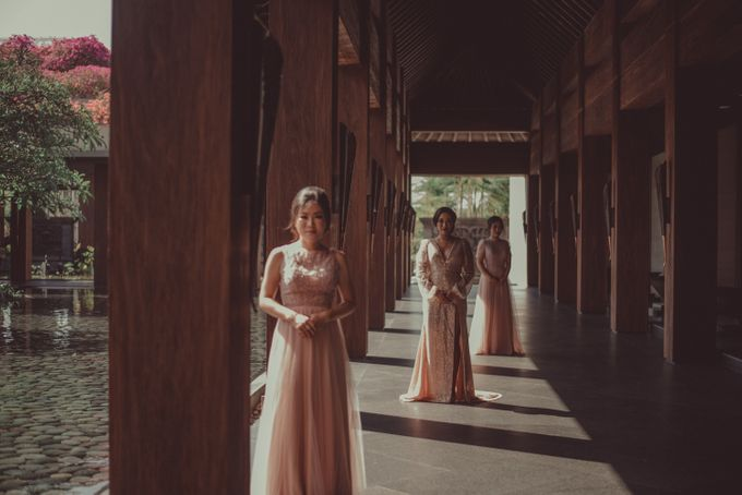 the wedding story of Angeline & Albert by The Apurva Kempinski Bali - 001