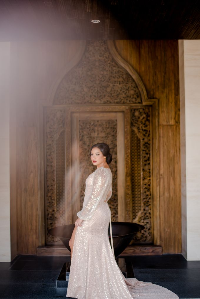 the wedding story of Angeline & Albert by The Apurva Kempinski Bali - 003