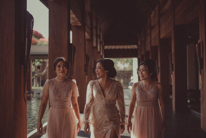 the wedding story of Angeline & Albert by Bondan Photoworks - 004