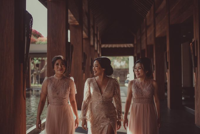 the wedding story of Angeline & Albert by The Apurva Kempinski Bali - 004
