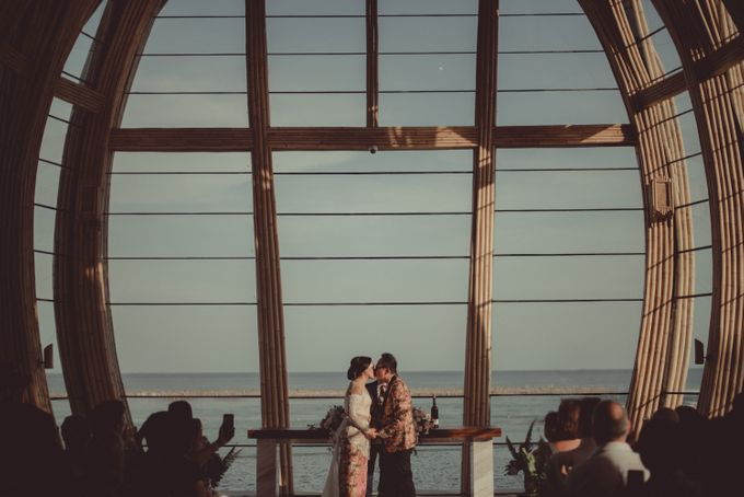 the wedding story of Angeline & Albert by The Apurva Kempinski Bali - 005