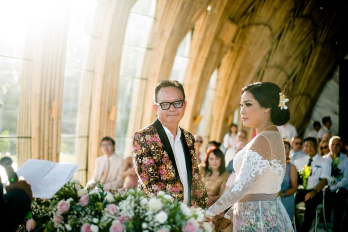 the wedding story of Angeline & Albert by The Apurva Kempinski Bali - 006