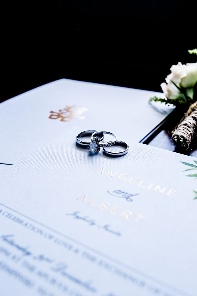 the wedding story of Angeline & Albert by The Apurva Kempinski Bali - 012