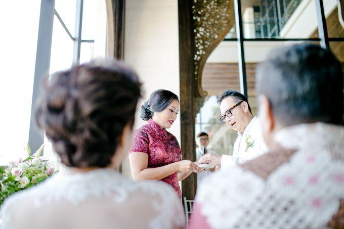 the wedding story of Angeline & Albert by Bondan Photoworks - 016