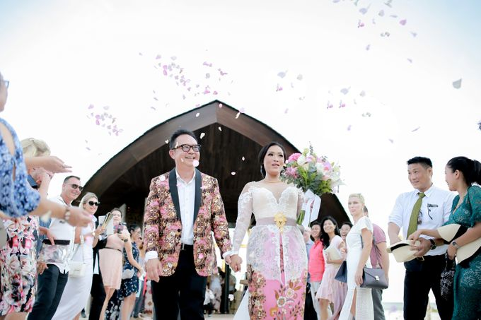 the wedding story of Angeline & Albert by The Apurva Kempinski Bali - 019