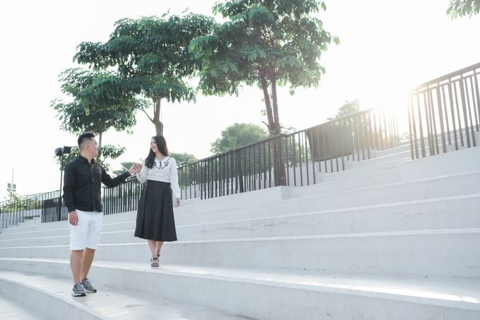 Prewedding Of  Ari & Mei by kvn.photoworks - 001