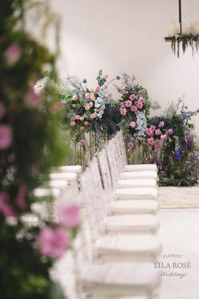 Engagement Day of Alika Islamanda & Raja Siregar by Lila Rosé Weddings - 005