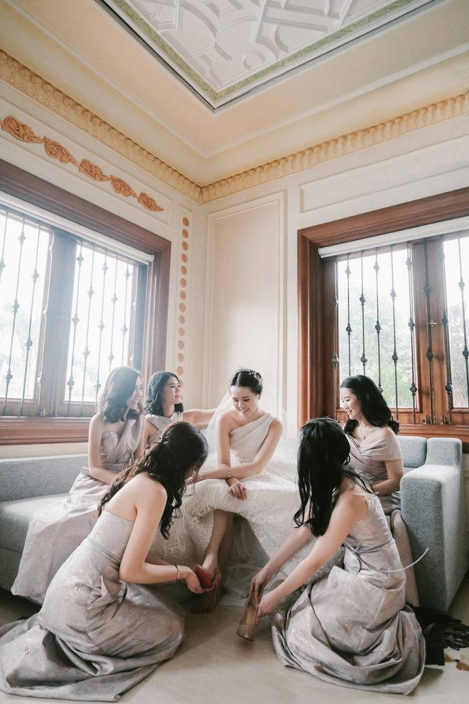 Wedding Day by Yos - Joey Stevina by The Ritz-Carlton Jakarta, Mega Kuningan - 002