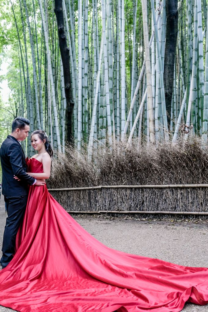 Pre Wedding Story Evelyn & Octo by Bondan Photoworks - 006