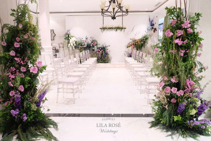 Engagement Day of Alika Islamanda & Raja Siregar by Lila Rosé Weddings - 006