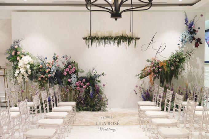 Engagement Day of Alika Islamanda & Raja Siregar by Lila Rosé Weddings - 007