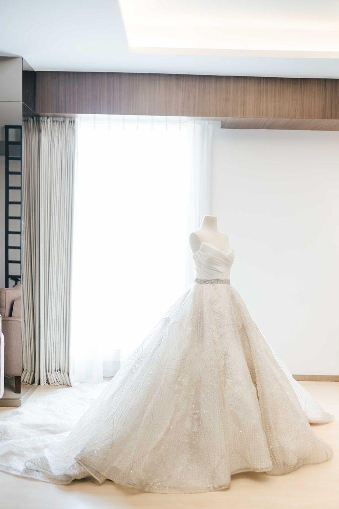 Wedding of Arno & Stella by Tinara Brides - 005