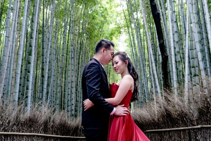 Pre WEdding Octa & Evelyn by Bondan Photoworks - 002