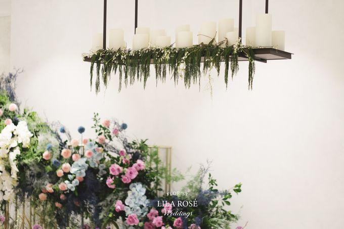 Engagement Day of Alika Islamanda & Raja Siregar by Lila Rosé Weddings - 013