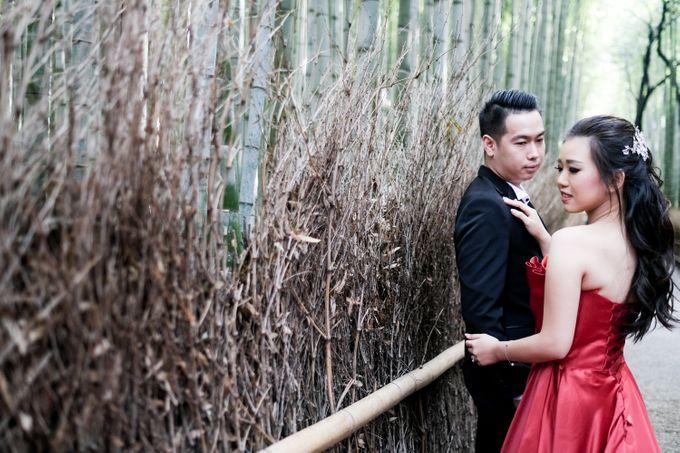 Pre WEdding Octa & Evelyn by Bondan Photoworks - 006