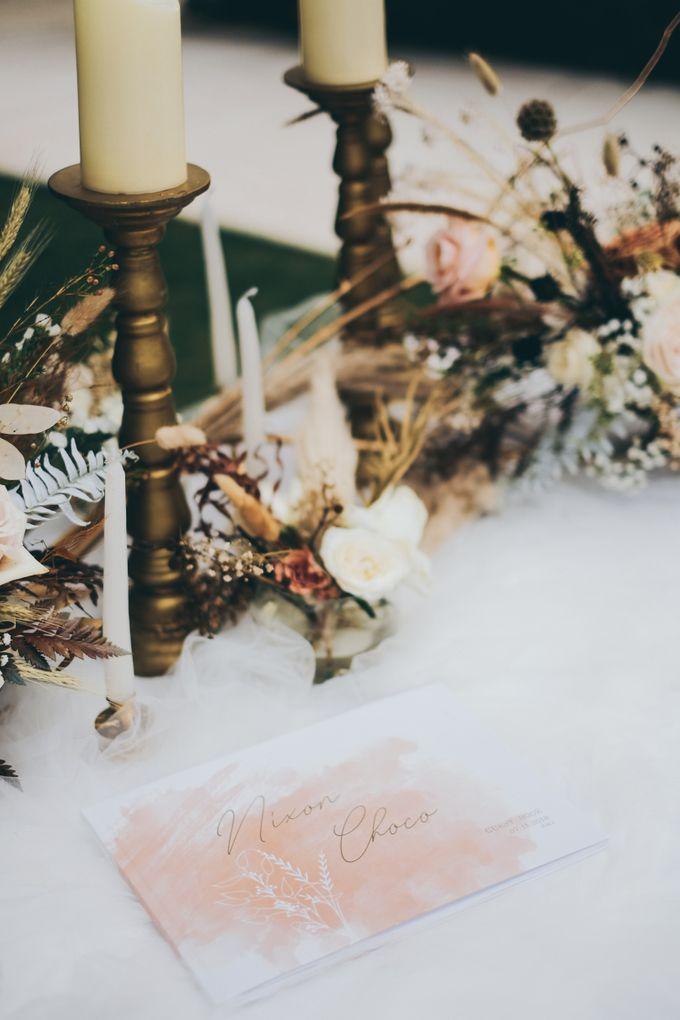 Nixon & Choco by Sweetbella Florist & Decoration - 027