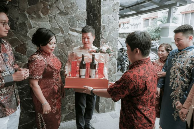 The Engagement of Jefry & Sisca by Satori Planner - 006