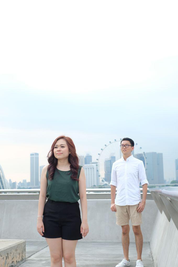 Couple Session of Anthony & Elisa by kvn.photoworks - 009