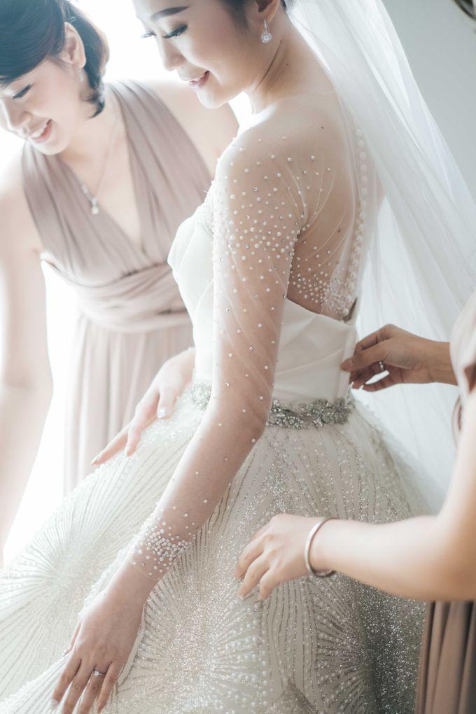 Wedding of Arno & Stella by Tinara Brides - 007