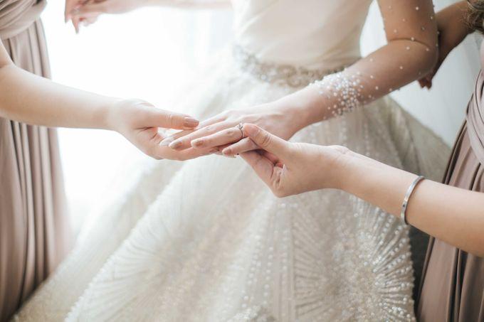 Wedding of Arno & Stella by Tinara Brides - 008