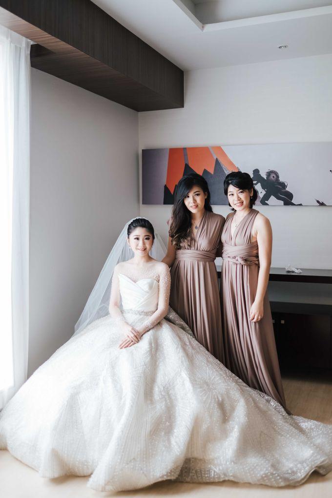Wedding of Arno & Stella by Tinara Brides - 009
