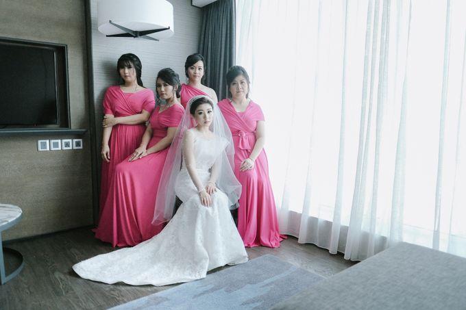 THE WEDDING OF REZHA & CILLA by Alluvio - 012