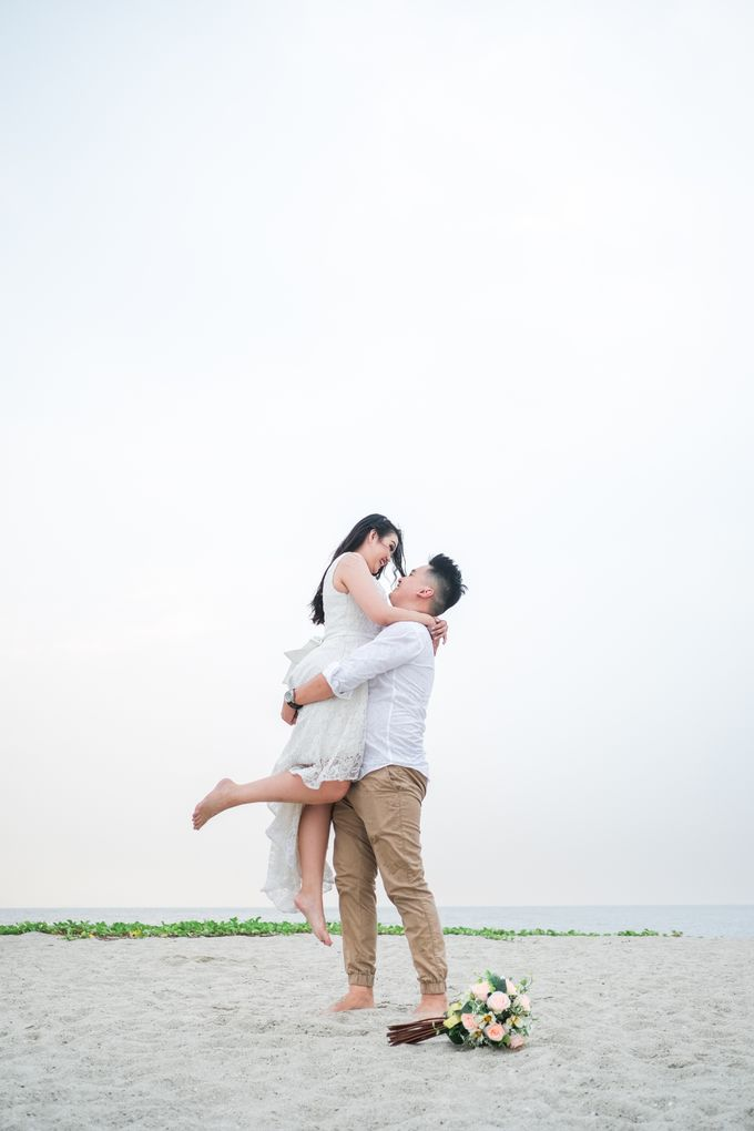Prewedding Of  Ari & Mei by kvn.photoworks - 008